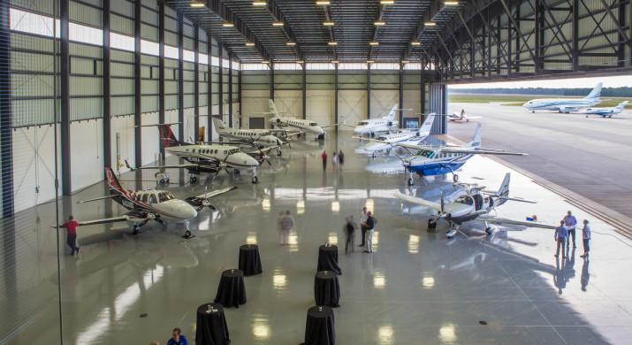 Textron Aviation – Cessna & Beechcraft Aircraft Viewing   Galaxy FBO