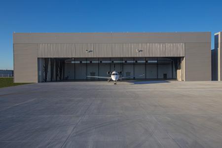 Galaxy FBO Hangar S14