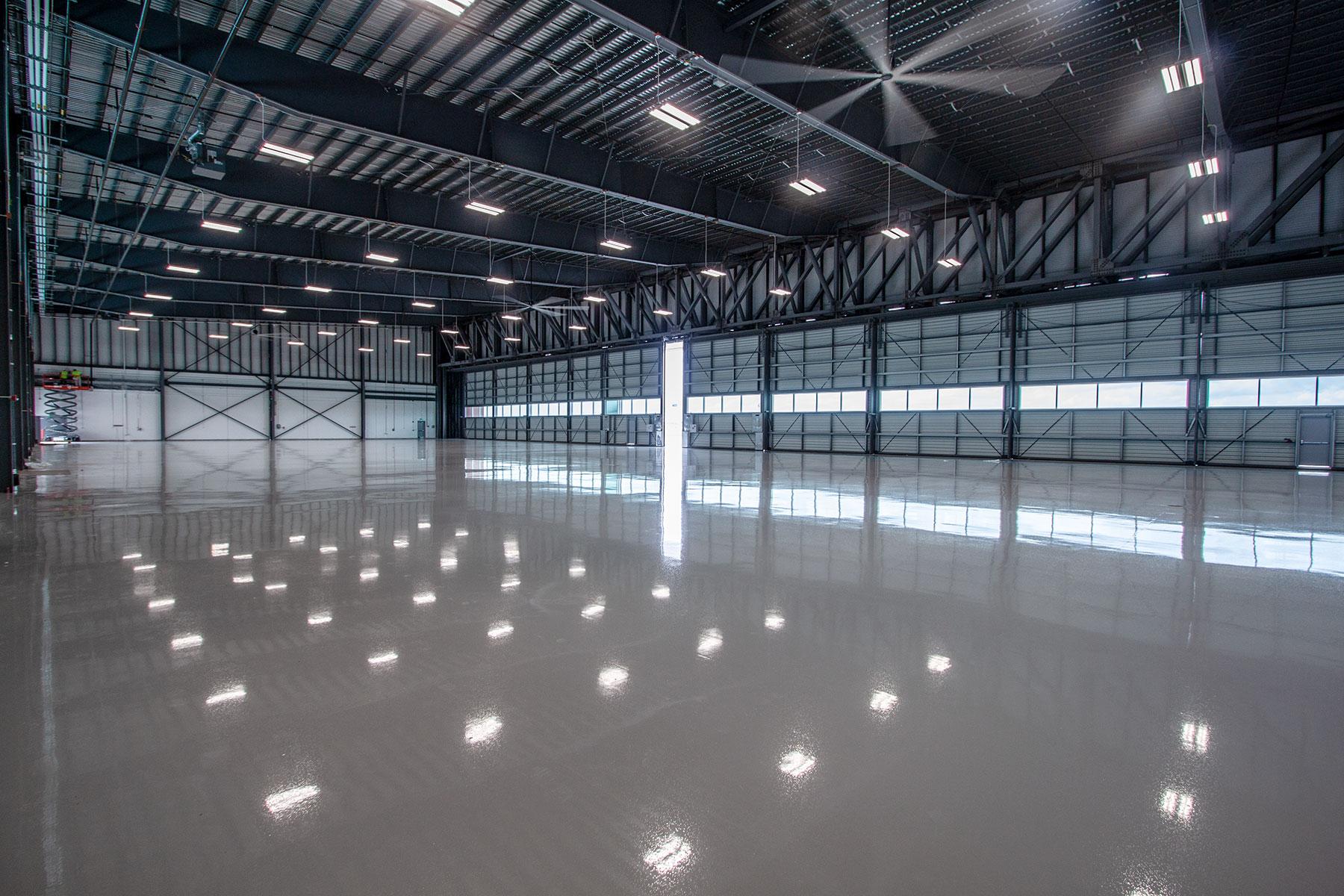Galaxy FBO West Hangar