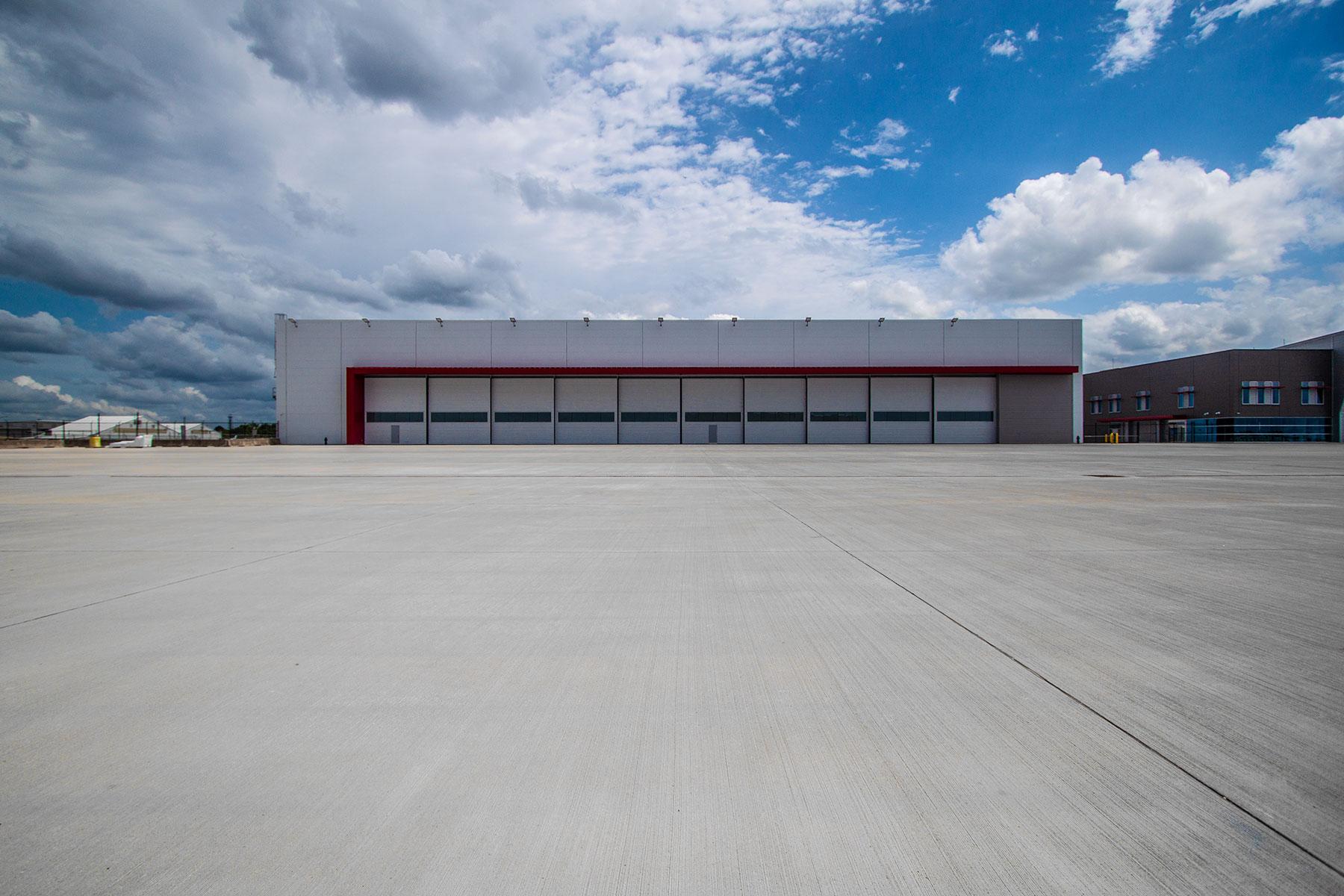 Galaxy FBO East Hangar